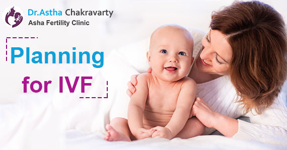 Planning for IVF