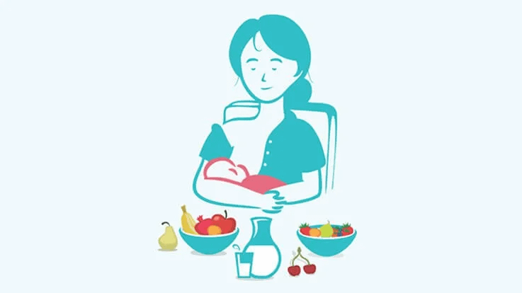 Diet for Lactating mother